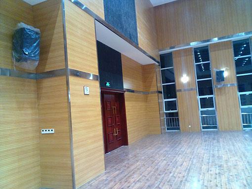 创联盛世音响承建内蒙呼市房管局多功能厅扩声系统