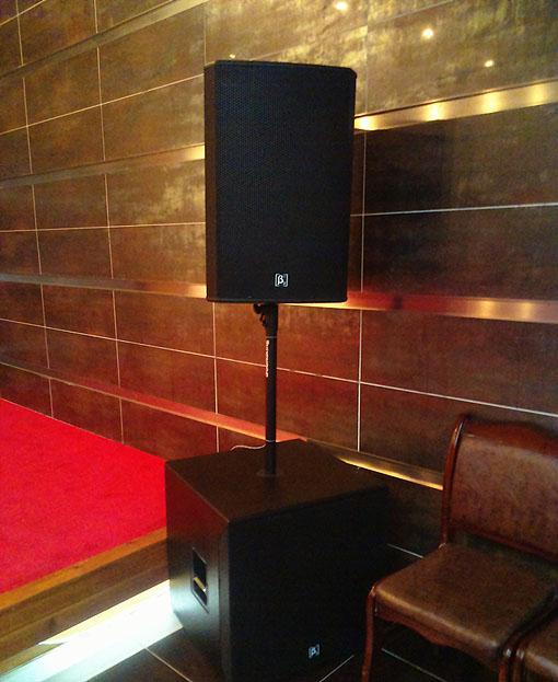 马可波罗公司多功能厅音视频会议系统工程
